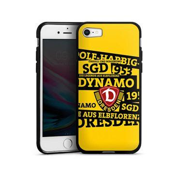 Handycase iPhone 8 Silikoncase Textbausteine