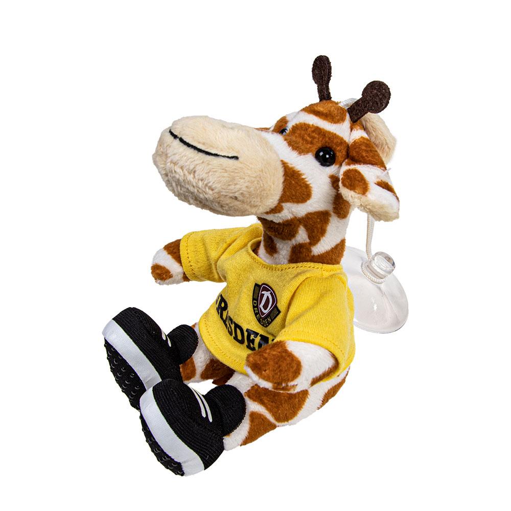 "Anhänger Stofftier Giraffe ""Namo"" Saugnapf"