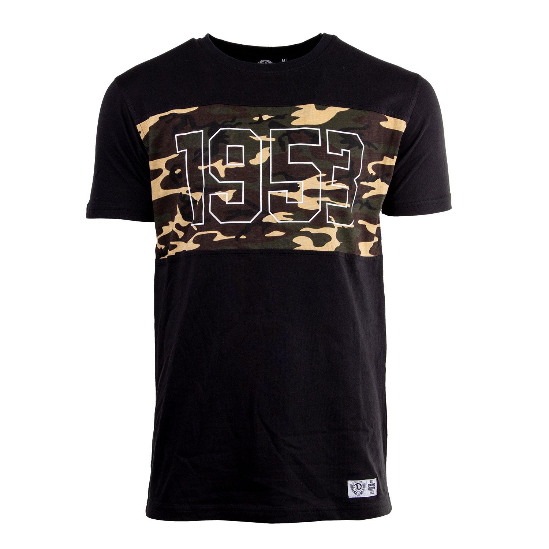 T-Shirt Streifen CAMO
