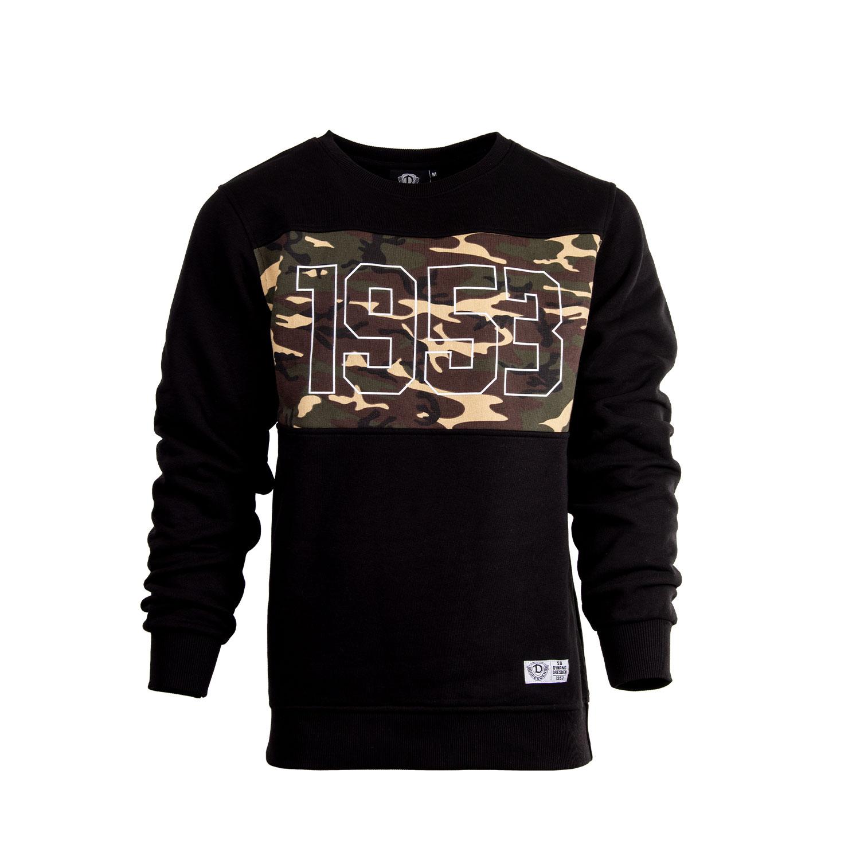 Sweater Streifen CAMO