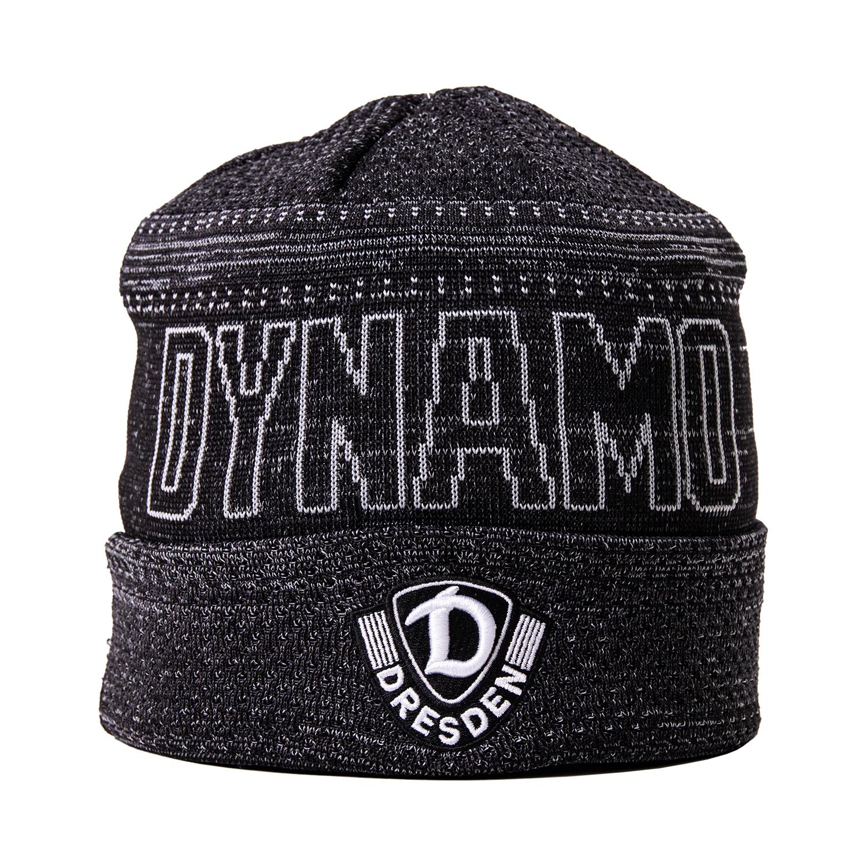 Wintermütze New Era Beanie DYNAMO schwarz