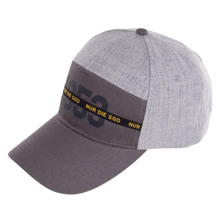 Basecap BAND Snapback grau