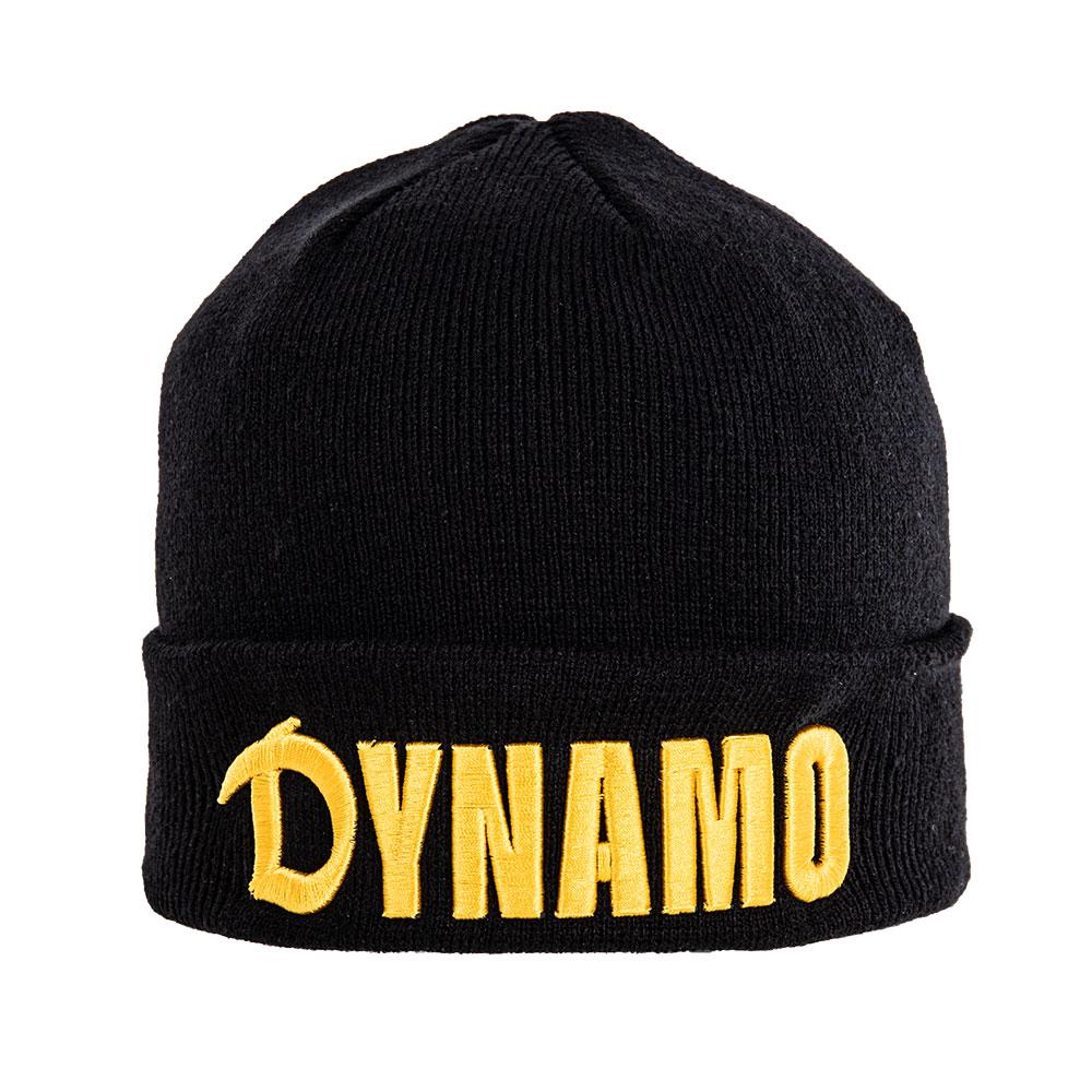 Wintermütze DYNAMO D schwarz