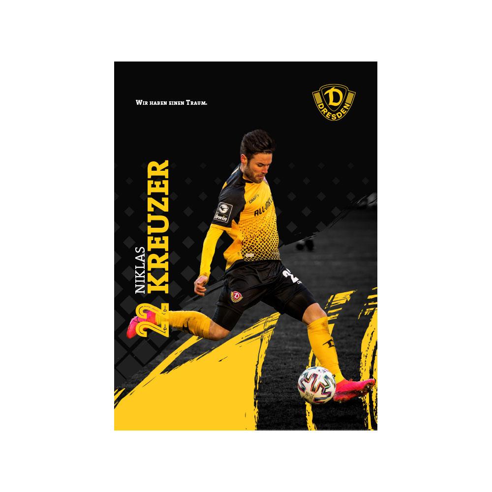 Autogrammkarten Saison 2020/21