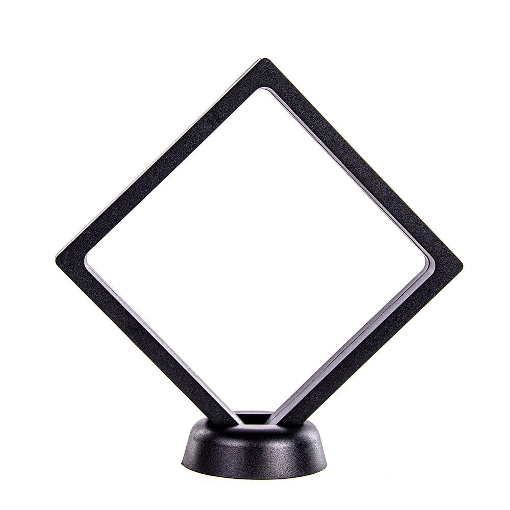 PVC Objektrahmen mit flexibler Silikonmembran