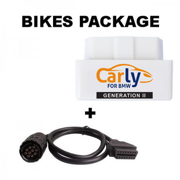 Android Package for BMW Bikes