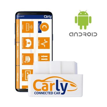 Carly Adapter for VAG (PLUS): VW, Audi, Seat, Skoda (Android) – Bild 1