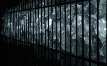 Led Gabionen Licht Beleuchtung LED 2x1,0m länge 360° kaltweiß  – Bild 1