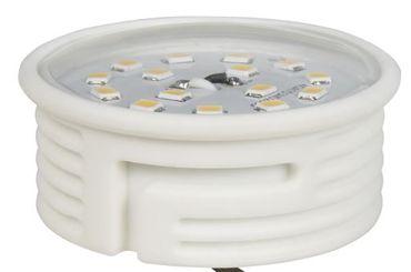 3xLed Flat Flach Modul 3 step dimmbar Birne Lampe 230Volt 50x23mm ww – Bild 1