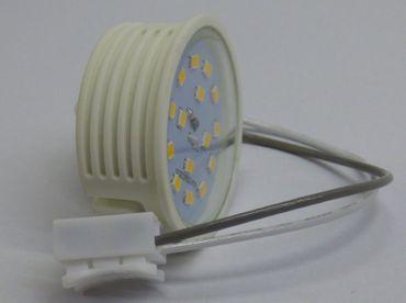 10xFlacher Led Feuchtraum Einbaustrahler NM+Flat Led ww 120° Einbautiefe 30mm – Bild 4
