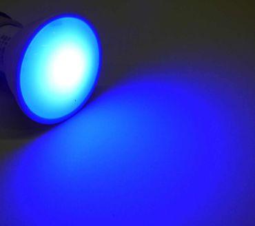 4x Led Bodeneinbaustrahler befahrbar rund+RGBWW Led mit Timer GU10 230 Volt – Bild 5