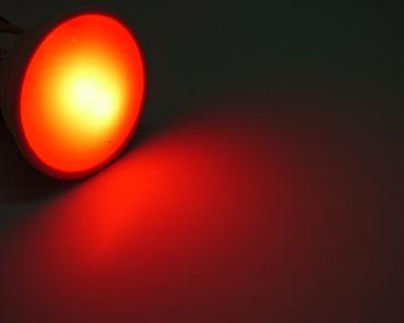 10 x Led RGB+WW Einbaustrahler weiß+RGB w-weiß dim.mit Timer+Fernbedienung 230V – Bild 3
