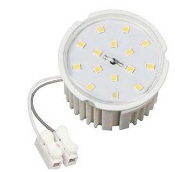 Led Flat Flache Birne dimmbar Lampe warmw 7Watt 50x33mm 230 Volt für Einbauspots – Bild 1