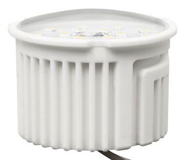10xFlat Flacher Led Einbaustrahler 3step dimmbar weiß+Led 7Watt warmweiß 230V – Bild 2