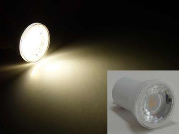 10xLed 35mm GU10 Glühbirne MR11 4Watt 290 Lumen neutralweiss 230 Volt