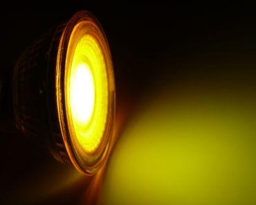 5xBodeneinbaustrahler kurz rund befahrbar Led RGB+WW mit Fernbed. 3W 70mm Einbau – Bild 8