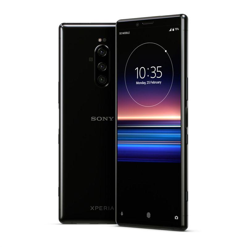 Sony Xperia 1 - schwarz