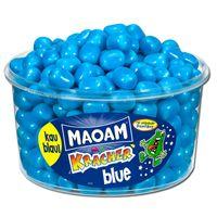 Haribo, Maoam Blue-Kracher, Kaubonbon, 265 Stück