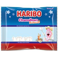 Haribo Chamallows Barbecue 300g Beutel, Marshmallows