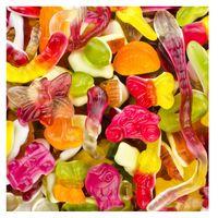 Trolli No. 1, Fruchtgummi, Schaumzucker, 1 kg Beutel