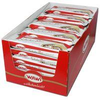 Wawi Schoko-Reis, Puffreis, Schokolade 30 Riegel