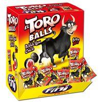 Fini El Toro Balls, Kaugummi, Bubble Gum, 200 Stk