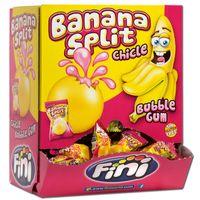 Fini Banana Split Kaugummi Bubble Gum 200 Stk