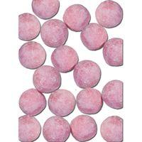 Brausebälle Erdbeer fruchtig sauer, Bonbon, Kiloware 4kg