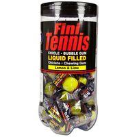 Fini Riesen Tennis Ball Kaugummis 50 Stück einzeln verpackt