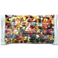 Jelly Belly 50 Sorten Mischung 1kg Beutel, Bonbon