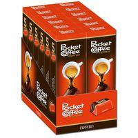 Ferrero Pocket Coffee Espresso Kaffee Praline 12 Riegel