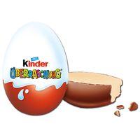 Ferrero Kinder-Schokoladen-Überraschungsei Ü-Ei 72 Stück