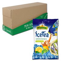 Kaiser Pfanner Ice Tea Lemon-Lime 90g, Bonbons, 18 Beutel