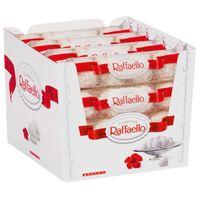 Ferrero Raffaello 4er Riegel, Praline, 16 Packungen