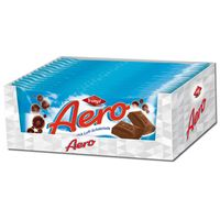 Aero Luft-Schokolade Vollmilch, Trumpf, 15 Tafeln