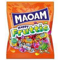 Haribo Maoam Happy Fruttis, Kaubonbon, 175g Beutel