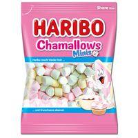 Haribo Chamallows Minis, Schaumzucker, 200g Beutel