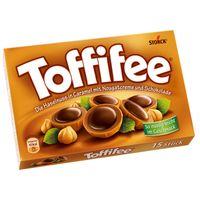 Storck Toffifee, Praline, Schokolade, 125g Packung