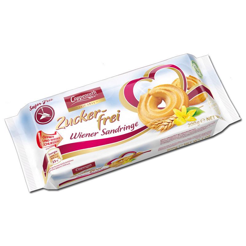 Coppenrath Kekse Zuckerfrei