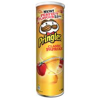 Pringles Classic Paprika, Chips, 190g Dose