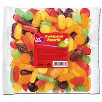 Red Band Fruchtgummi Assortie, 500 g Beutel