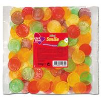 Red Band Mini Smile, Fruchtgummi 500 g Beutel