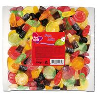 Red Band Fun Mix Fruchtgummi-Lakritz, 500g Beutel