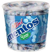 Mentos Mini Mint Rolle, Kaubonbon, 120 Stück