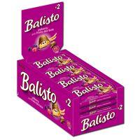 Balisto Joghurt-Beeren-Mix, Riegel, Schokolade, 20 Btl