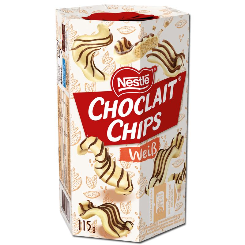 Chips Schokolade