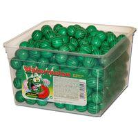 Wassermelone Kaugummi Kugeln extra sauer, 300 Stück
