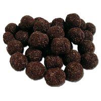 Schluckwerder Echte Jamaica-Rumkugeln 3 Kg, Schokolade
