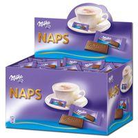 Milka Naps Alpenmilch Schokolade Gastropack 1,7 Kg