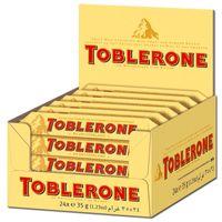 Toblerone MINI, Riegel, Schokolade, 24 Stück je 35g
